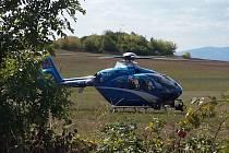 Na Teplicku spadlo malé letadlo, pilot nepřežil. Na místo přiletěli kvůli vyšetřování odborníci na letecké neštěstí z Prahy.
