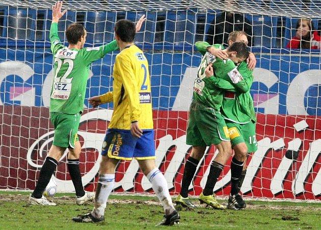 FK Teplice - FK Baumit Jablonec 1:2