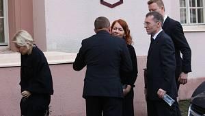Poslední rozloučení s Jaroslavem Kuberou proběhlo v Krušnohorském divadle