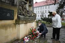 Pietou uctili střelbu do dělníků u duchcovského viaduktu.