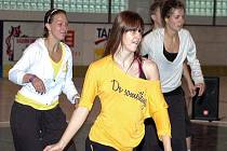 Taneční workshop v Bílině - závěr