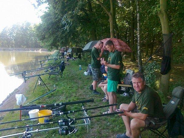 Rybářské závody vProboštově