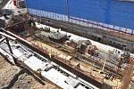 Rekonstrukce Aquacentra v Teplicích