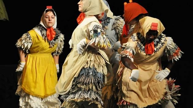 Krušnohorské divadlo v Teplicích v červenci ve znamení oper Lišky Bystroušky a Carmen