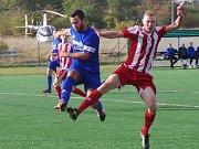Sokol Srbice - FK Louny 1:2.