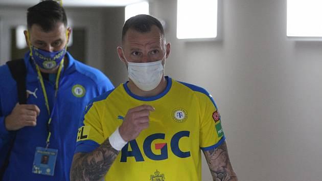 Jakub Řezníček z FK Teplice