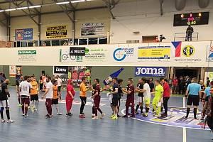 Svarog prohrál i třetí finále. Doma padl se Spartou 0:6.