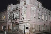 Dům v Duchcově, kde došlo k výbuchu plynu