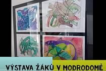 Výstavu prací žáků ZŠ Dubí 1 můžete vidět virtuálně.