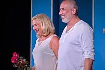 Představení Jany Paulové a Davida Suchařípy mělo šťávu.