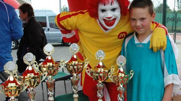 Finále Mc Donalds Cupu