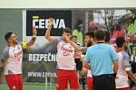 Teplice v dalším ligovém kole porazily Českou Lípu