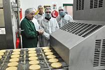 Výrobky firmy Tivall se vyvážejí do zemí Beneluxu, Skandinávie, USA, Itálie, Německa i Švýcarska.