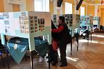 Výstava fotografií zachycujících život a dění v Žalanech.