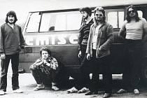 Přestože teplická kapela Emise existovala jen čtyři roky, dosáhla velké popularity.