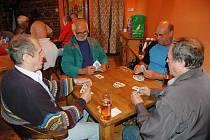 Mariášový turnaj ve Fořtovně v Teplicích