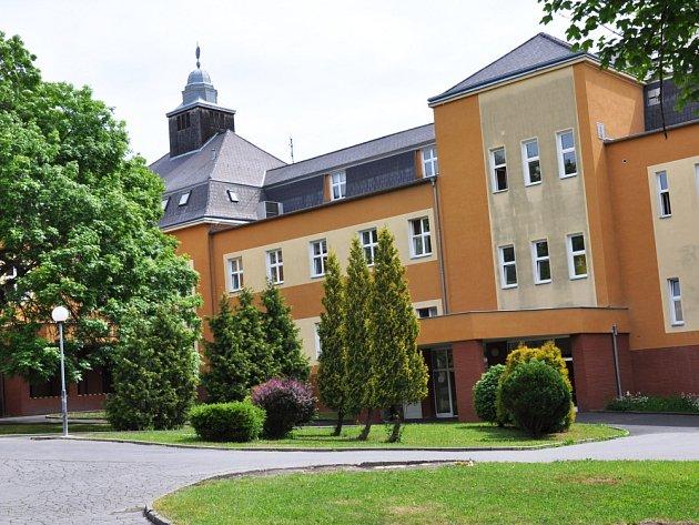 Nemocnice v Duchcově