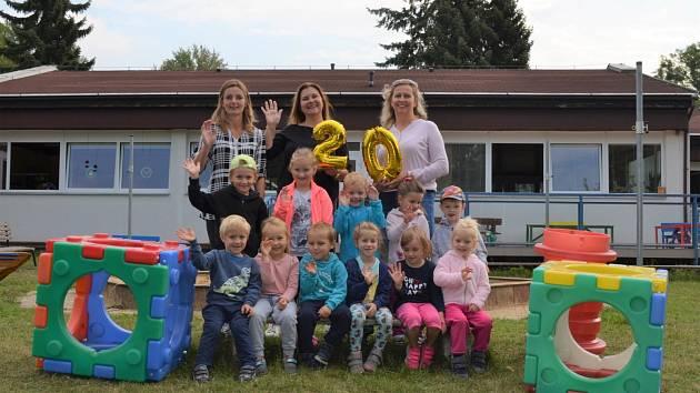 V Mateřské škole Fráni Šrámka v Teplicích už 20 let působí třída s křesťanskou výchovou.