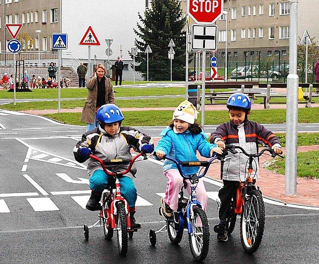 Dopravní hřiště Teplice