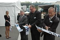 Nová linka AGC byla slavnostně uvedena do provozu