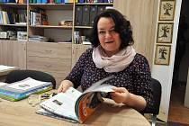 Andrea Pavlíčková, učitelka ZŠ Za Chlumem Bílina