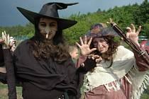 Pálení čarodějnic na Teplicku/ilustrační foto