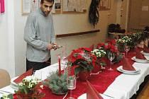 Azylovým dům v Duchcově o Vánocích/ilustrační foto