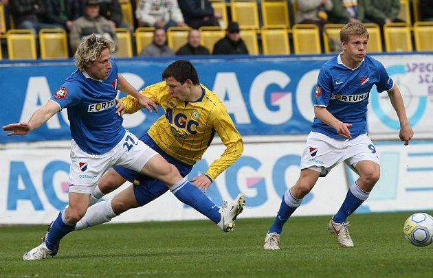 FK Teplice x Baník Ostrava 0:1