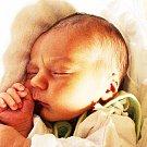 MAXMILIAN LUČAN se narodil Romaně Lučanové z Teplic 1. listopadu ve 13.57 hod. v ústecké porodnici. Měřil 48 cm a vážil 3,100 kg.