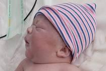 Robin Šulc se narodil mamince Lence Šulcové v mostecké porodnici 13. května v 11.07 hodin. Měřil 47 cm a vážil 2,88 gramů.