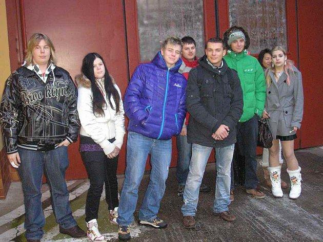 Studenti soukromého gymnázia Dubí navštívili vazební věznici Litoměřice