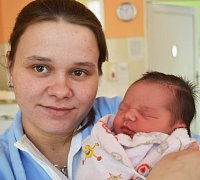 Mamince Zdeňce Poštové z Krupky se 6. února  ve 21.30  hod. v teplické porodnici narodila dceraViktorie Poštová . Měřila 49 cm a vážila 3,65 kg.