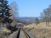 Trať 097 Teplice - Lovosice. Hradiště v Čechách