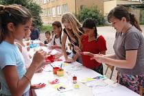 Příměstský tábor v Bílině nabízí dětem mnoho zajímavých činností.