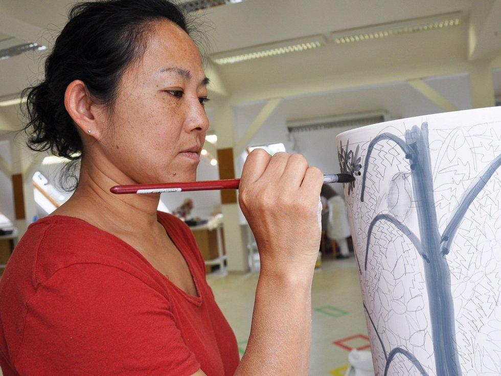 Uměleckými díly zaplní celou zámeckou jízdárnu