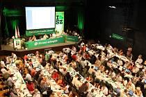 Sjezd Strany zelených v Teplicích