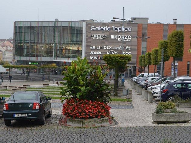 OC Galerie Teplice