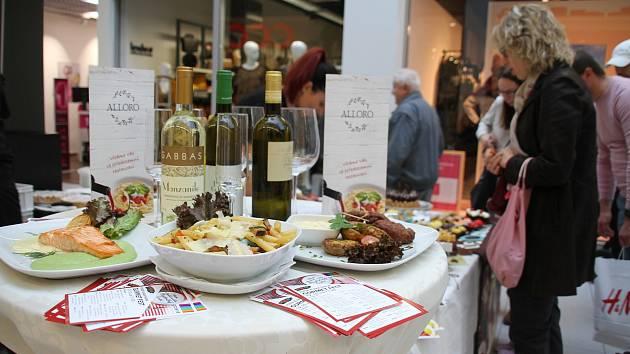 V Galerii Teplice proběhl Gurmet Fest.
