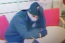 Neznámý muž, který by mohl kriminalistům poskytnout důležité informace k průběhu přepadení.