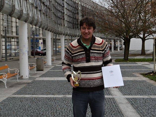 Tomáš Jiřička, šéftrenér tenisového klubu TC BW Dresden Blasewitz.
