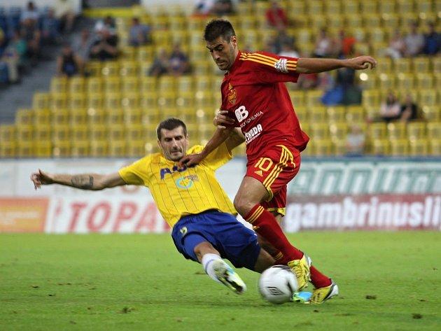 FK Teplice - Dukla Praha 2:1