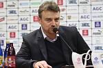 Obchodní ředitel FK Teplice Přemysl Hruška