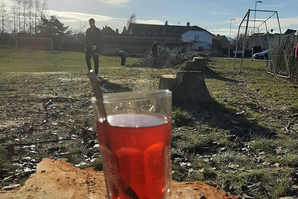 Revitalizace hřiště Sokola Suché