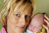 Mamince Jitce Hadrabové z Bystřan se 11. července ve 12,26 hod. v tepl. por. narodila dcera Mariana Vodičková. Měřila 47 cm a vážila 3,10 kg.