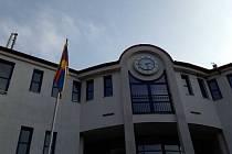 Vlajka pro Tibet. Ilustrační foto.