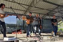 Kapela Poutníci hrála v Duchcově, padl  návštěvnický rekord.