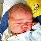 MATTEO GUBČO se narodil Šárce Vaňkové z Teplic 24. listopadu v 1.24 hod. v teplické porodnici. Měřil 51 cm a vážil 3,80 kg.