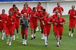 Před fotbalovou reprezentací je jasný úkol - vyhrát.