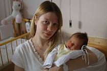 Elisabeth Vízková se narodila Michaele Doškové z Teplic 15. dubna  ve 12.16  hod. v ústecké porodnici. Měřila 48 cm a vážila 3,17 kg.