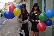 Den otevřených dveří Sociální agentury v Teplicích a představení hlasového majáčku pro nevidomé.